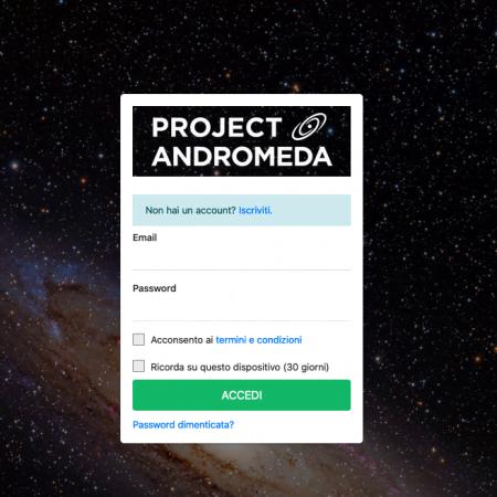 Il progetto Andromeda: una suite per tutti gli appassionati di Web Analytics