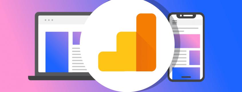 Web+App nuova property di Google Analytics